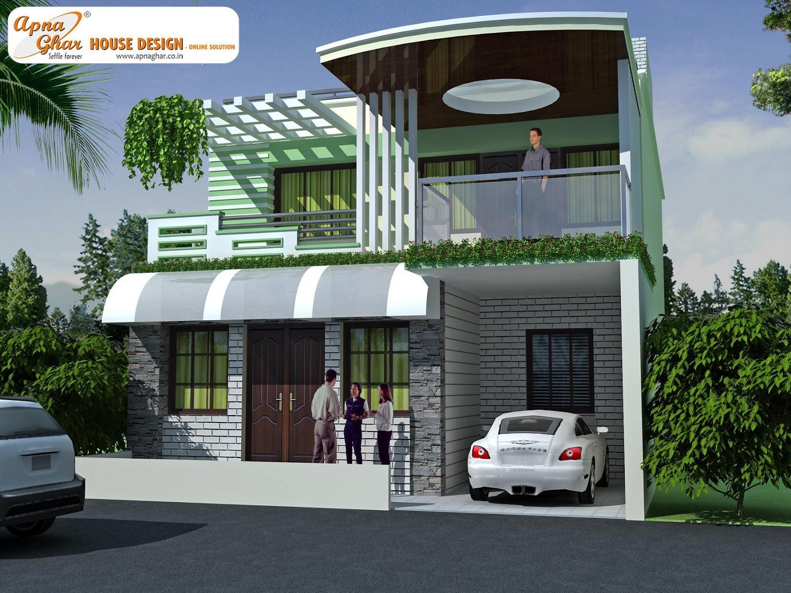View Plan : http://apnaghar.co.in/house-design-199.aspx