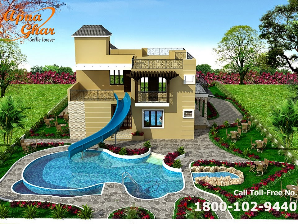Apnaghar complete architectural solution for How to design a house